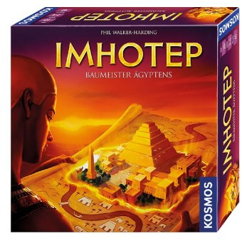 Imhotep - Baumeister Ägyptens (Spiel)