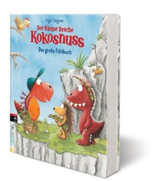 Der kleine Drache Kokosnuss - Das große Fühlbuch