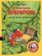 Der kleine Drache Kokosnuss und der Schatz im Dschungel Cover