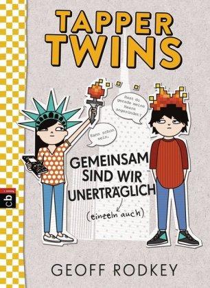 Tapper Twins - Gemeinsam sind wir unerträglich (einzeln auch)