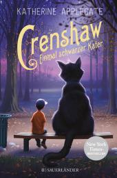 Crenshaw - Einmal schwarzer Kater Cover
