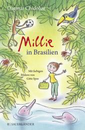 Millie in Brasilien Cover