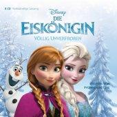Die Eiskönigin - Völlig unverfroren, 2 Audio-CDs Cover
