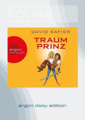Traumprinz (DAISY Edition), MP3-CD