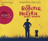 Der Roboter, der Herzen hören konnte, 4 Audio-CDs