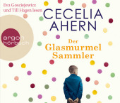 Der Glasmurmelsammler, 6 Audio-CDs Cover