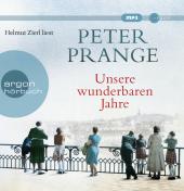 Unsere wunderbaren Jahre, 2 MP3-CDs Cover