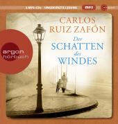 Der Schatten des Windes, 2 MP3-CD Cover
