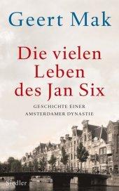 Die vielen Leben des Jan Six Cover