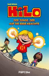 Hilo - Der Junge, der auf die Erde krachte