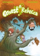 Ernest & Rebecca - Die Witzkiste Cover
