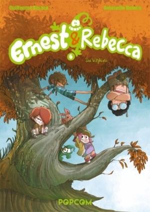 Ernest & Rebecca - Die Witzkiste