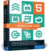 HTML5 und CSS3 Cover