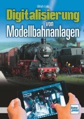 Digitalisierung von Modellbahnanlagen Cover
