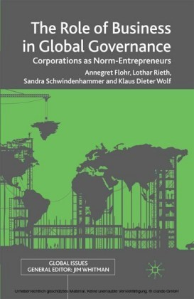 The Role of Business in Global Governance