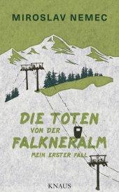 Die Toten von der Falkneralm Cover
