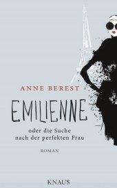 Emilienne oder die Suche nach der perfekten Frau Cover