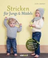 Stricken für Jungs & Mädels Cover