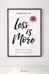 Less is More Cover