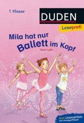 Mila hat nur Ballett im Kopf Cover