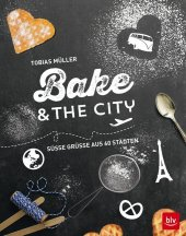 Bake & the City Cover
