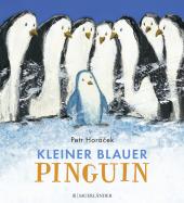 Kleiner blauer Pinguin Cover