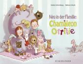 Neu in der Familie: Chamäleon Ottilie Cover