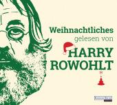 Weihnachtliches gelesen von Harry Rowohlt, 2 Audio-CDs
