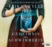 Das Geheimnis der Schwimmerin, 6 Audio-CDs Cover