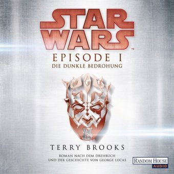Star Wars(TM) - Episode I - Die dunkle Bedrohung, 2 MP3-CDs