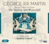 Das Lied von Eis und Feuer - Die Herren von Winterfell, 4 MP3-CDs Cover