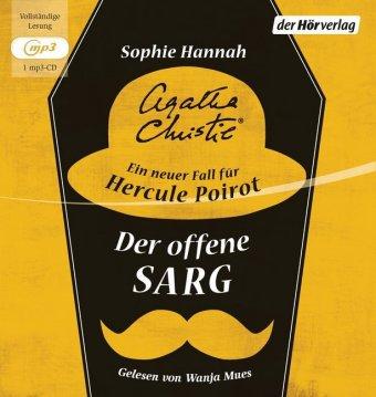 Der offene Sarg, 1 Audio-CD,
