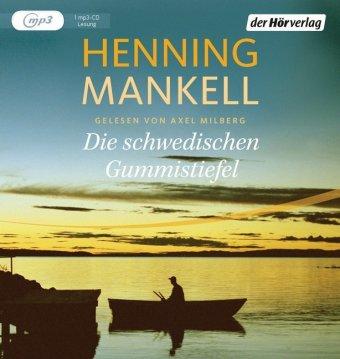Die schwedischen Gummistiefel, 1 MP3-CD