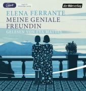 Meine geniale Freundin, 1 MP3-CDs Cover