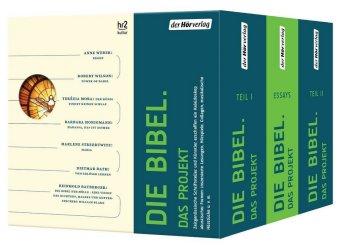 Die Bibel. Das Projekt, 21 Audio-CDs