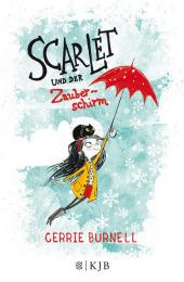 Scarlet und der Zauberschirm Cover