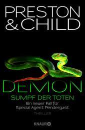 Demon - Sumpf der Toten Cover