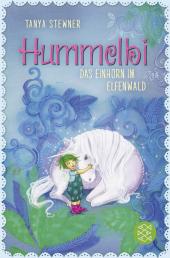 Hummelbi - Das Einhorn im Elfenwald Cover