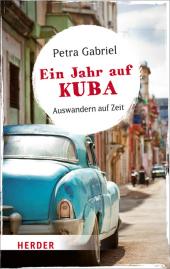 Ein Jahr auf Kuba Cover