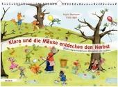 Klara und die Mäuse entdecken den Herbst Cover