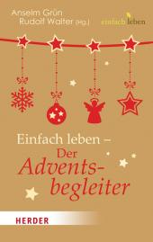 Einfach leben - Der Adventsbegleiter Cover