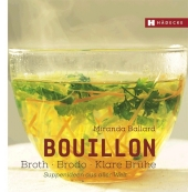 Bouillon - Broth - Brodo - klare Brühe Cover