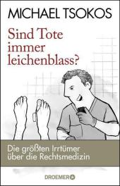 Sind Tote immer leichenblass? Cover