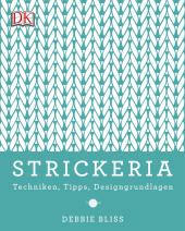 Strickeria Cover