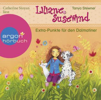 Liliane Susewind - Extra-Punkte für den Dalmatiner, 1 Audio-CD