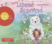 Liliane Susewind - Ein Eisbär kriegt keine kalten Füße, 4 Audio-CDs Cover