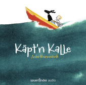 Käpt'n Kalle, 2 Audio-CDs Cover