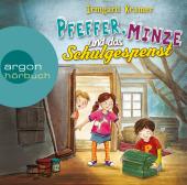 Pfeffer, Minze und das Schulgespenst, 1 Audio-CD Cover