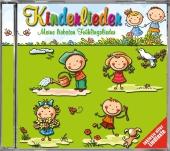 Kinderlieder - Meine besten Frühlingslieder, 1 Audio-CD