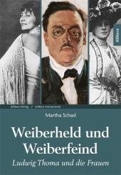 Ludwig Thoma und die Frauen Cover